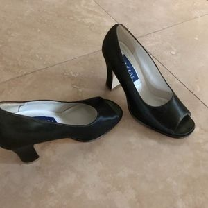 Brand new Satin Bakers shoes